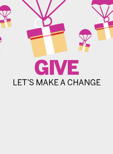 Donate A Product Or Service.