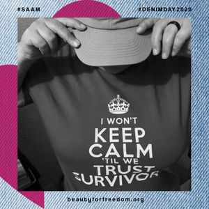 Denim Day and SAAM Coalition Episode Featuring Safe Horizon, NY Mayor's Office to End Domestic and Gender-Based Violence (ENDGBV), and STEPS to End Family Violence