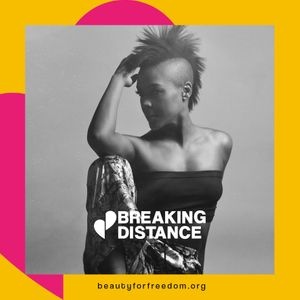 """On Race, Art and Everything in Between"" - Part 2 - Artist Interview and Musical Showcase with Humanitarian and Musician Lisa Ramey (Ep. 15) Breaking Distance by BFF"