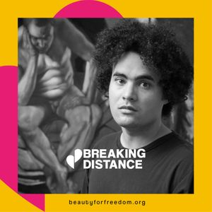 """On Race, Art and Everything in Between"" - Featuring Miguel Carter-Fisher Breaking Distance Podcast by BFF"