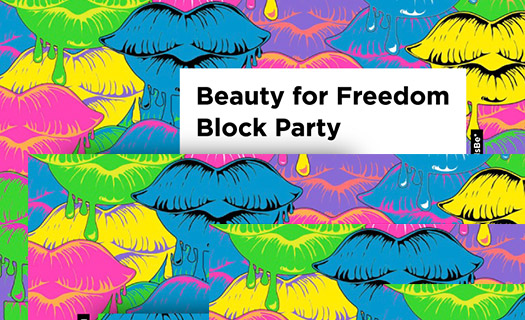 The Beauty for Freedom Block Party